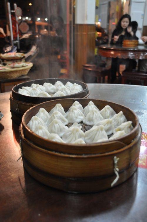 本場の小籠包 <上海の旅行の観光・見所一覧>