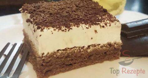 Toller Kuchen mit saurer Sahne - Fotoanleitung