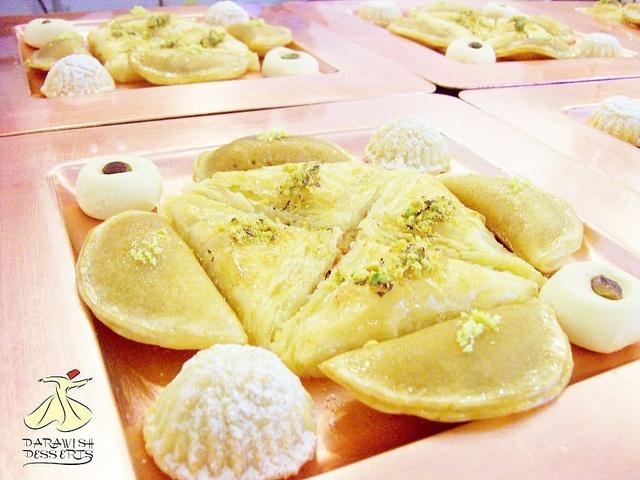 Darawish Desserts