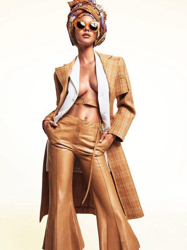 Lais Ribeiro Vogue Brasil 2017, фотосессия Лаис Рибейро для Vogue Brasil 2017