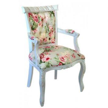 Compre Cadeira Luis XV e pague em até 12x sem juros. Na Mobly a sua compra é rápida e segura. Confira!