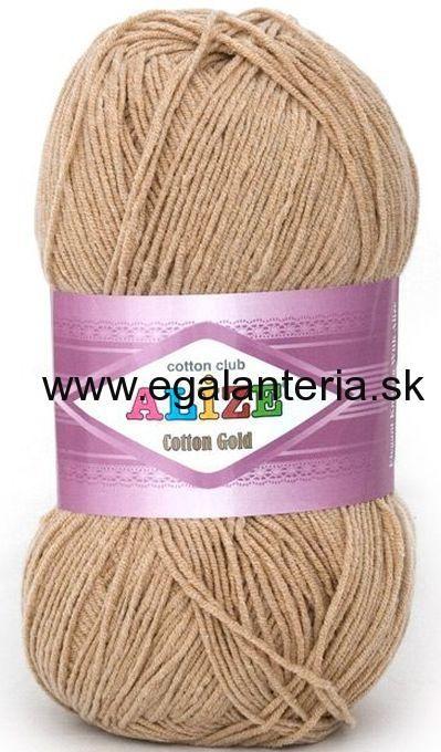 Cotton Gold 262