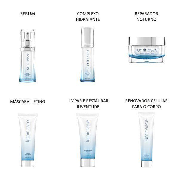 Conheça os Benefícios da Linha Luminesce da Jeunesse    Os produtos da linha Luminesce ™ são hipoalergênicos, feitos com ingredientes natur...