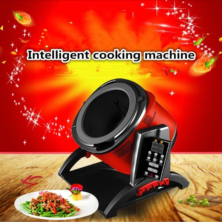 760.00$  Watch now - http://alivxx.worldwells.pw/go.php?t=32763218147 - 6L Non Stick Multifunction Intelligent Electric  Automatic Cooking Machine Cooking Pot Electromagnetic Wok Chinese English keys