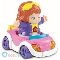 VTECH Vrolijke Vriendjes: cabrio meisje 12+ mnd -  Koppen.com