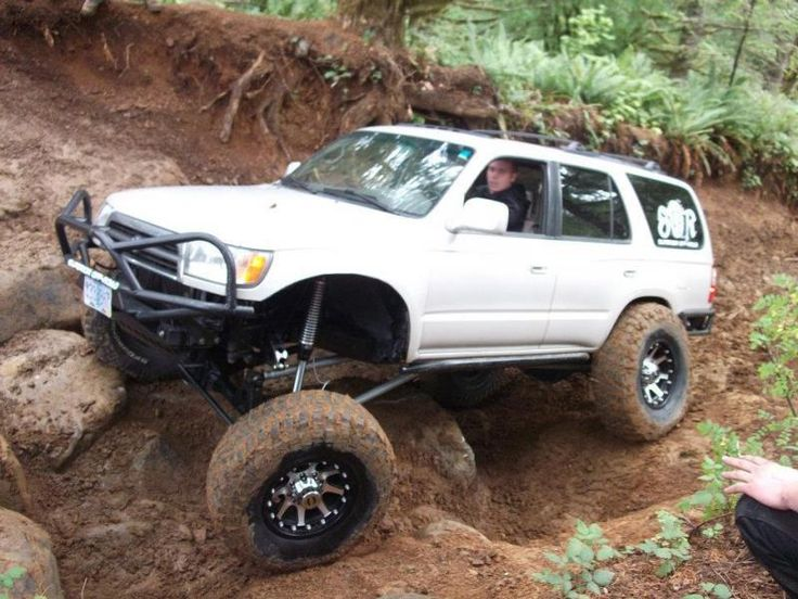 1998 Toyota 4runner SAS 3link/4link one ton done right - Pirate4x4.Com : 4x4 and Off-Road Forum