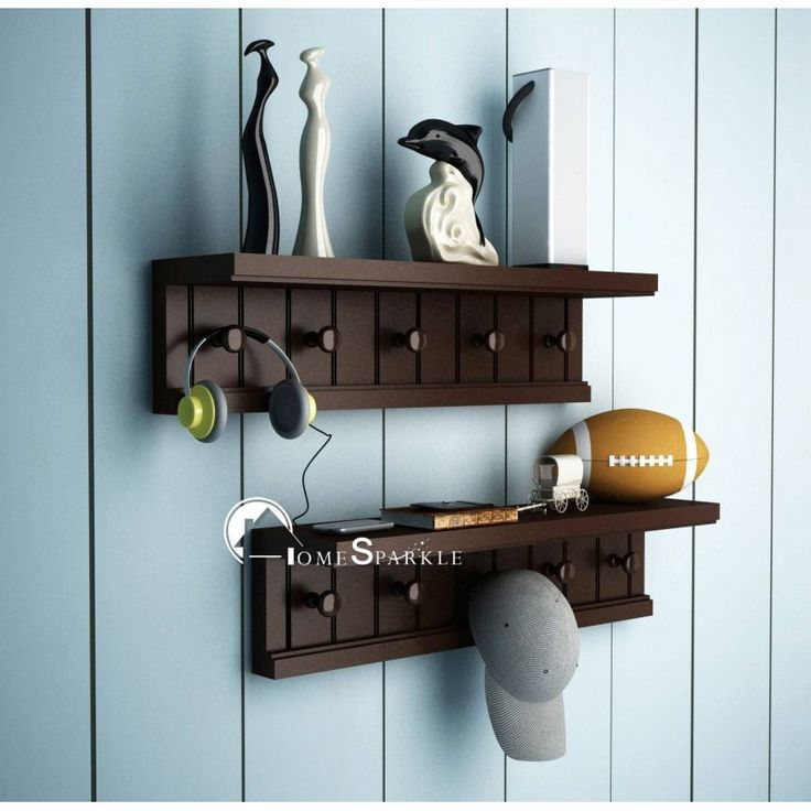 Indian Kitchen Shelves Design: 74 Best Wall Shelf Images On Pinterest