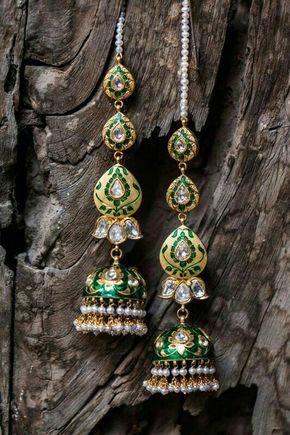 kundan polki jadau jewelery By Shreeji Diagems