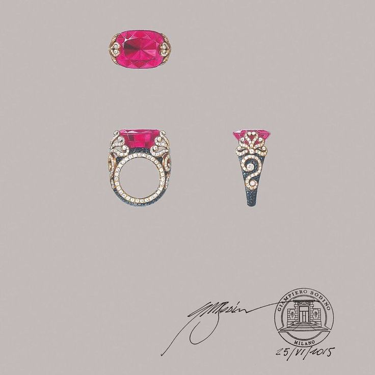 Giampiero Bodino's bespoke creations come to life through sketches, renderings…