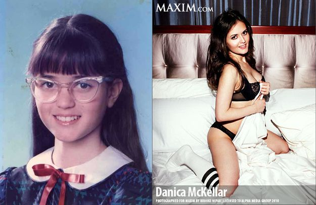 """Winnie Cooper (Danica McKellar) from """"The Wonder Years"""": 