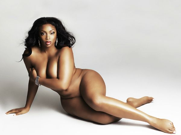 Black models naked fully