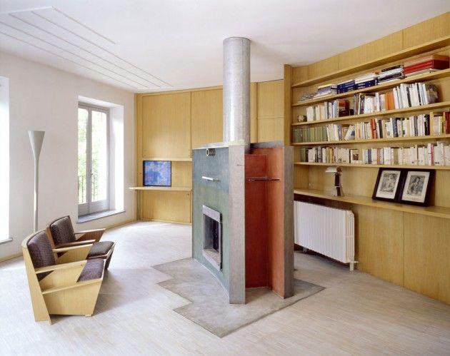 Idee Architettura Interni Casa.Umberto Riva Casa Insiga Soggiorno Spaces Interni