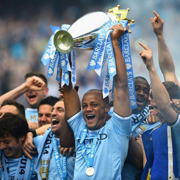 Congratulations to Manchester City - 2014/13 Premier League Champions!