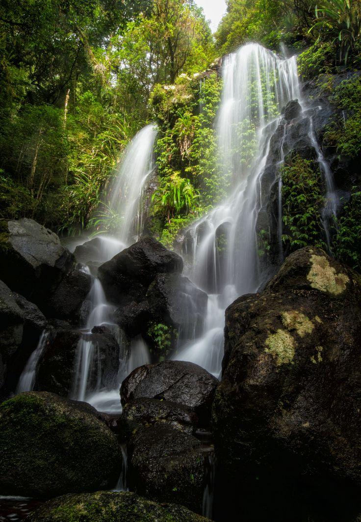 Underneath Chalahn Falls by Kristin Repsher on 500px