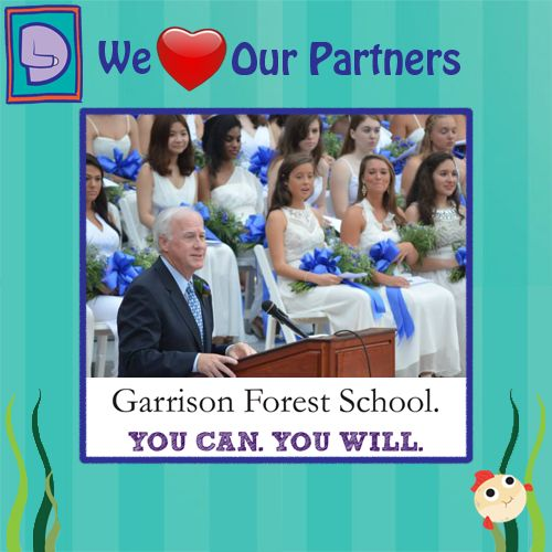 We are super excited to have Garrison Forest School on board for Due Date 2014! Stop by their booth for information on their wonderful pre-school. http://www.gfs.org/