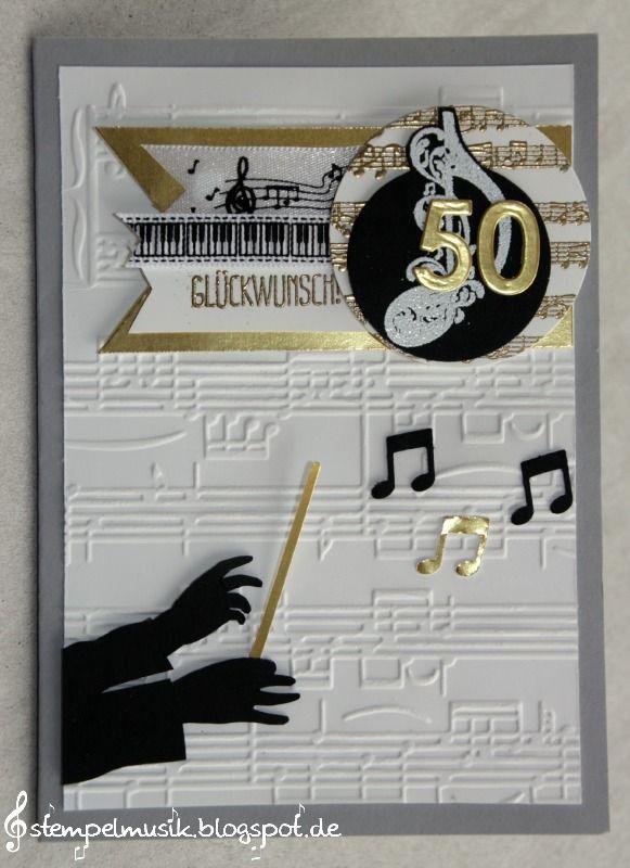 Musik grusskarten geburtstag