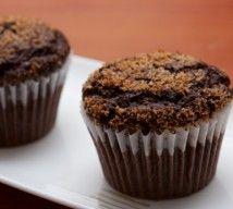 Gyors csokis muffin