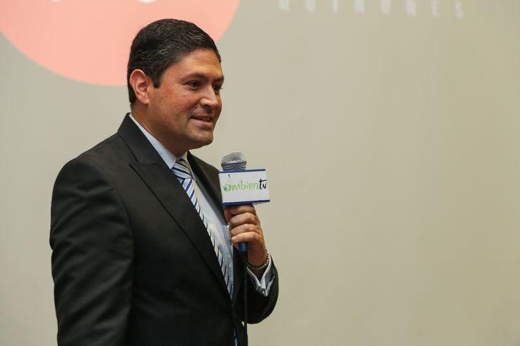 Conferencia Ministerio de Medio Ambiente de Colombia Manuel Quiñones Ph.D.   Conferencista Internacional   Coach en Neuroventas