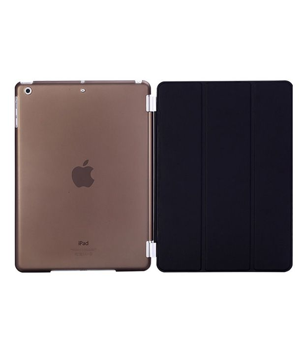 Quantum Apple Ipad Air Smart Cover Black With Mid Night Black Case, http://www.snapdeal.com/product/quantum-apple-ipad-air-smart/1839411428
