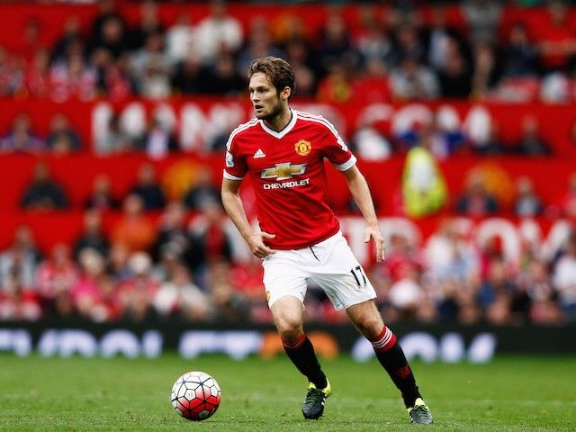 Manchester United's Daley Blind: 'Louis van Gaal deserved more respect'
