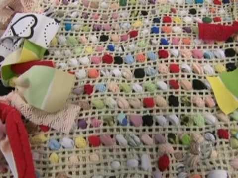 130 besten Häkeln Teppich / crochet rug Bilder auf Pinterest ...