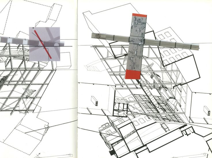 Daniel libeskind drawing archtectural drawings for Daniel libeskind architectural style
