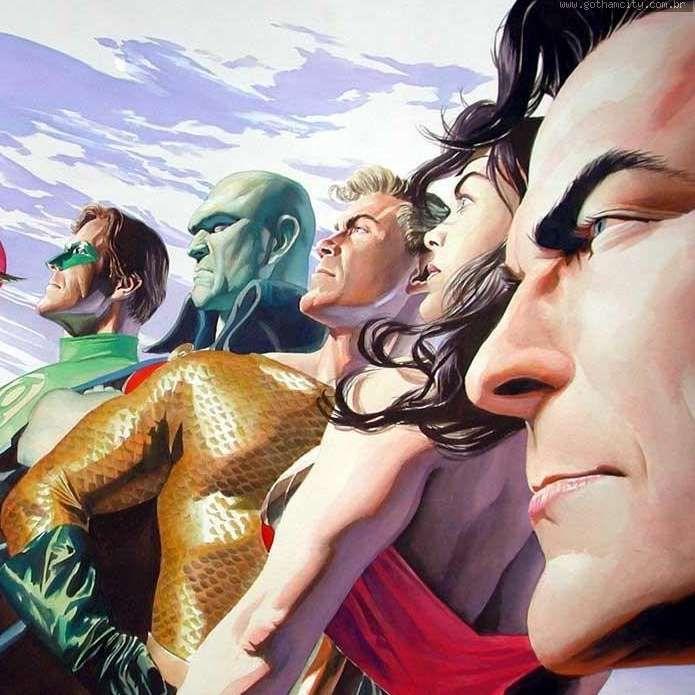 The Best DC Comics Heroes