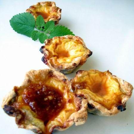 Pastéis de Nata (portugál süti) Recept képpel - Mindmegette.hu - Receptek