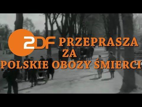 ZDF PRZEPRASZA ZA POLSKIE OBOZY ŚMIERCI /Entschuldigung bei Karol Tendera [GER/PL] - YouTube