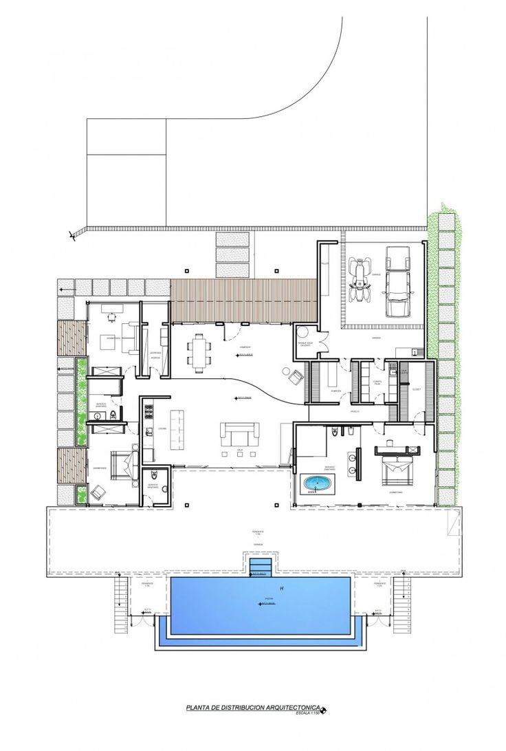 Excelente casa unifamiliar en Costa Rica por Robles Arquitectos ()