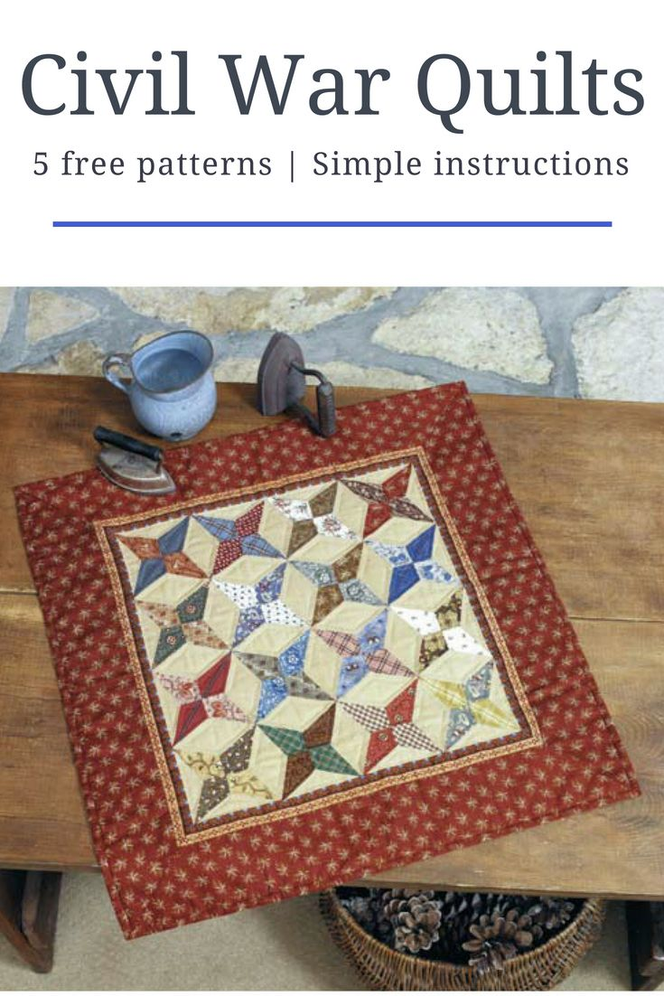 Presented By Marianne Fons And Liz Porter These Quilt Patterns