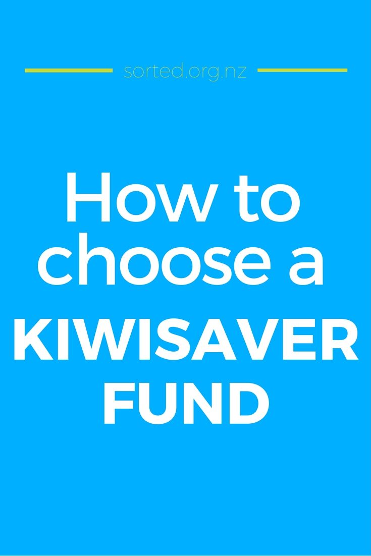Overwhelmed by all the investing options? Here's how to choose a KiwiSaver fund.