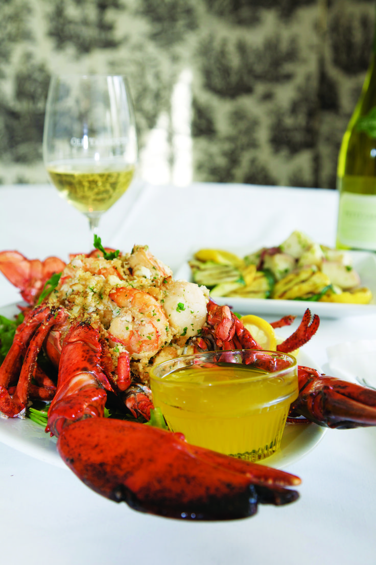 Baked Stuffed Lobster - Cape Cod LIFE Publications