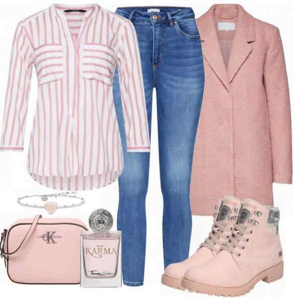 Tamaris schuhe Damen Outfit Komplettes Freizeit Outfit