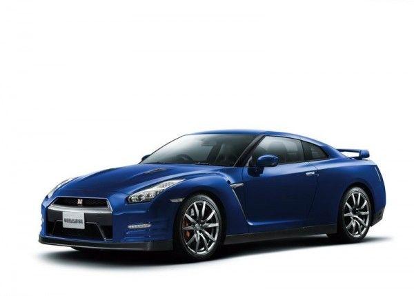 2015 Nissan GT R Bule 600x429 2015 Nissan GT R Full Reviews