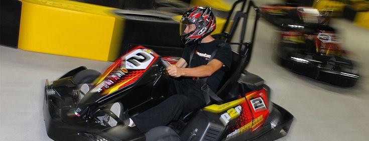 Oklahoma City Go Karts, Go Karts OKC – Pole Position Raceway Oklahoma City
