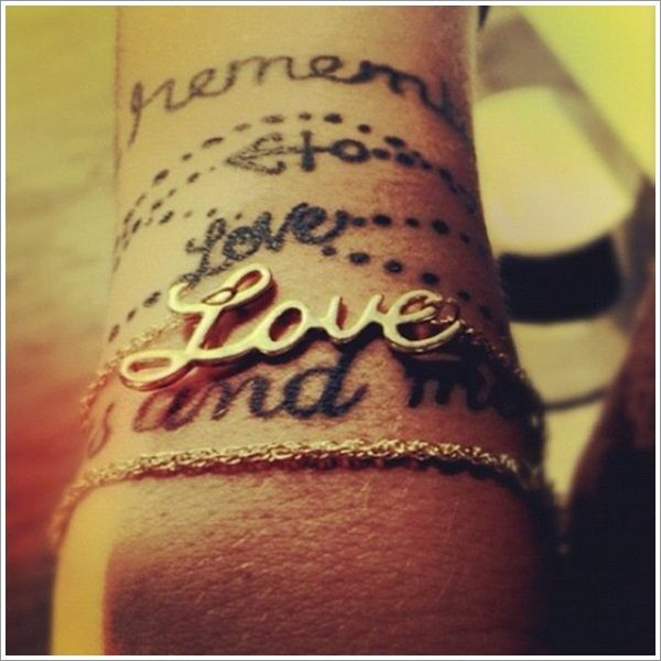 Top 15 Bracelet Tattoo Designs With Pictures: 219 Best Images About Tattoos On Pinterest