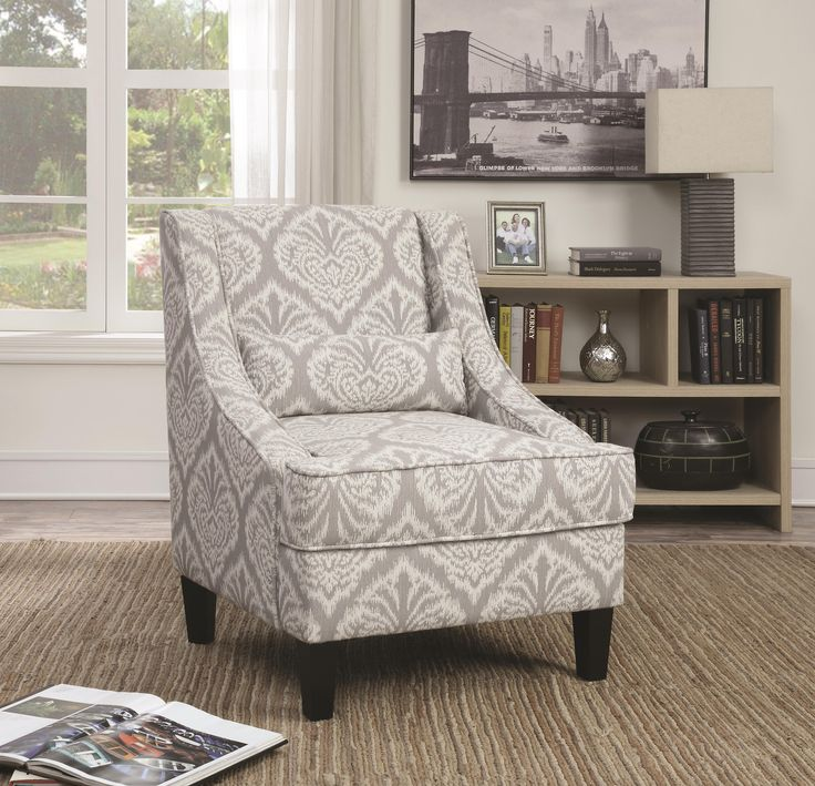Accent Seating Jacquard Patterned Accent Chair  pattern  accentchair   welcomehome  homedecor. 17 Best images about Accent Chairs on Pinterest   Armchairs