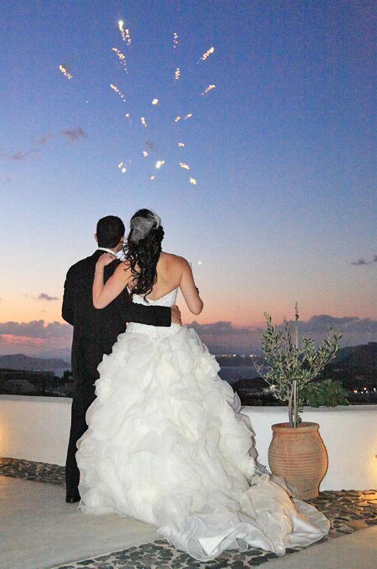 86 best Santorini Sunset Weddings images on Pinterest Sunset