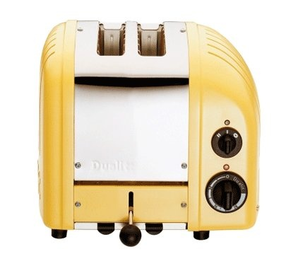 Toaster Classic - Yellow