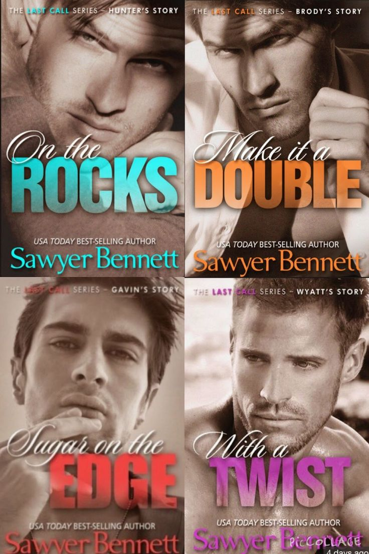 Last Call Series By Sawyer Bennett