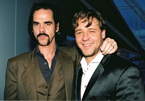 Image result for nick cave russell crowe