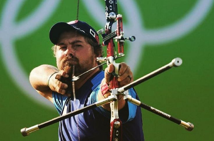 Meet Brady Ellison archer in Rio 2016, Leonardo DiCaprio's doppelganger!
