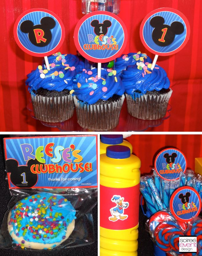 Character Week Mickey Mouse Party Ideas