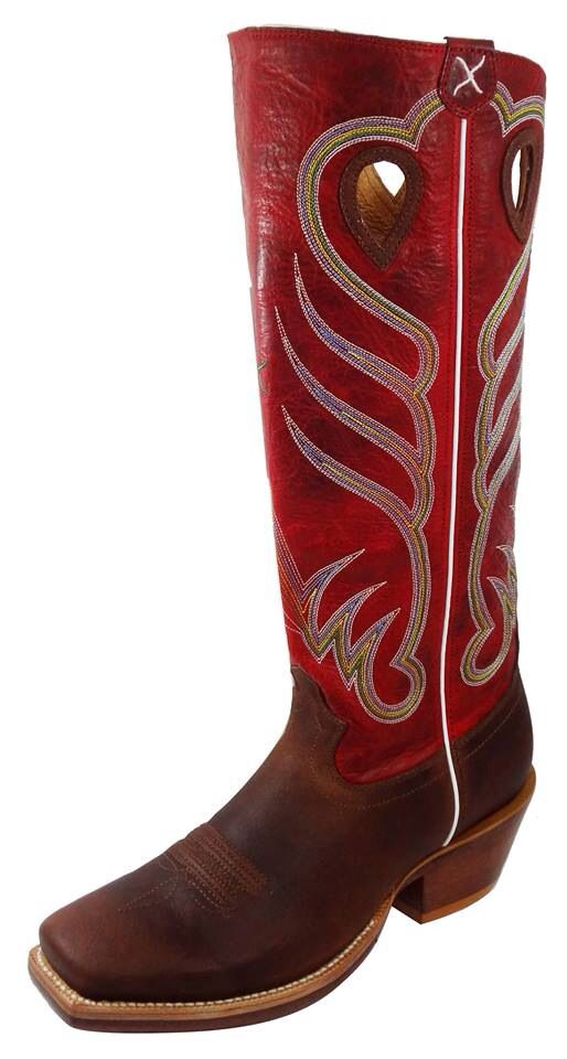 Gold Buckle Buckaroo boots from Twisted X Boots