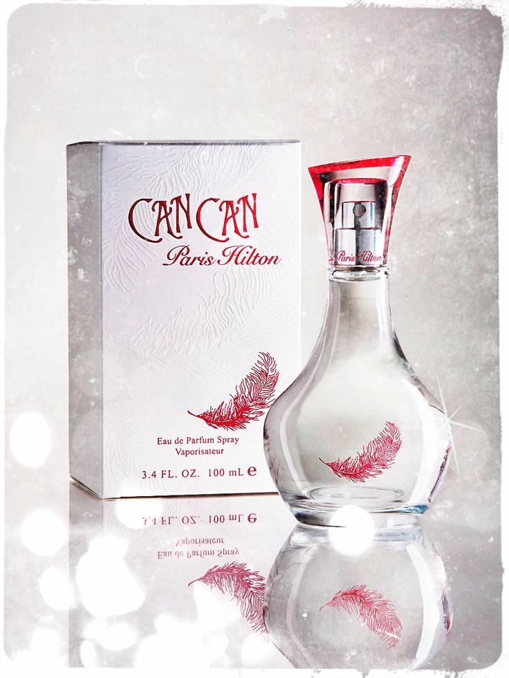 Paris Hilton perfume Can Can  my favorite <3 xoxoxo