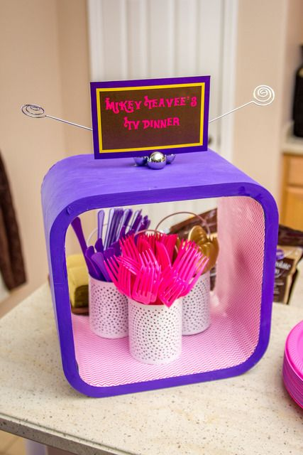 """Photo 5 of 30: Willy Wonka and the Chocolate Factory / Birthday """"Charlee's Chocolate Factory"""" 
