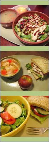 Panera Bread Survival Guide, Best and Worst Picks at Panera Bread | Hungry Girl I loveee Panera! Plus-it's healthy<3