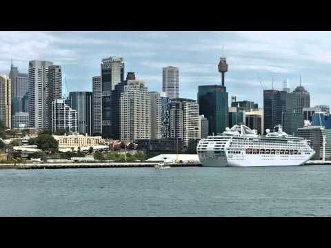 ▶ Goat Island. Sydney Harbour. - YouTube