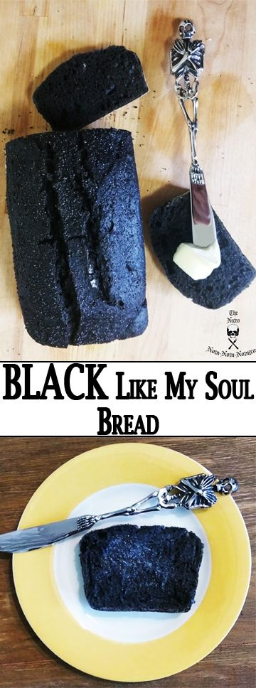 The inky black color of this bread comes from the addition of bamboo charcoal powder, an easy to obtain item available both online and in certain health food stores and Asian markets. Unlike the saltier alternative squid ink, the charcoal powder brings a deep black color to the dough without changing the taste of the final product.